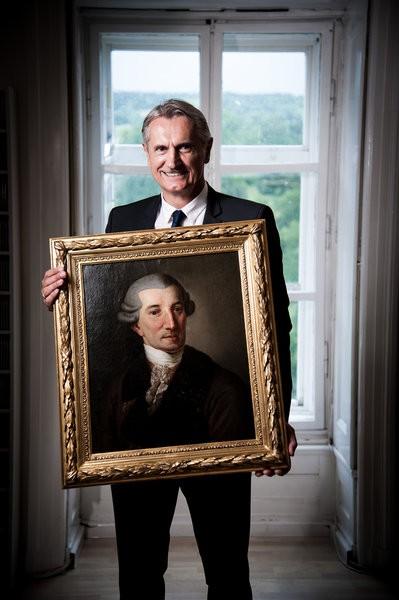 haydn portrait reicher