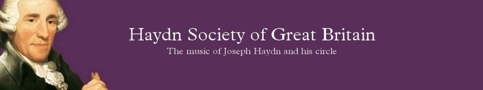 Haydn Society of Great Britain